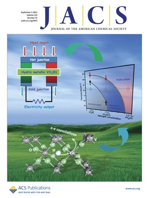 Journal of the American Chemical Society: Volume 133, Issue 35