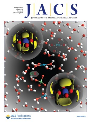 Journal of the American Chemical Society: Volume 134, Issue 2