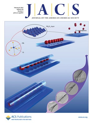 Journal of the American Chemical Society: Volume 134, Issue 5