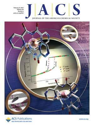 Journal of the American Chemical Society: Volume 134, Issue 6