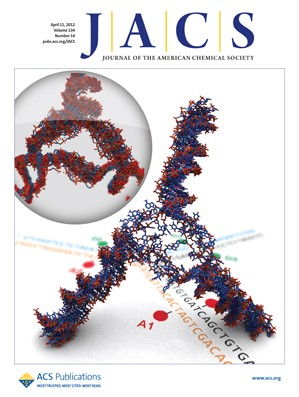 Journal of the American Chemical Society: Volume 134, Issue 14