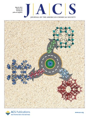 Journal of the American Chemical Society: Volume 134, Issue 19