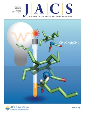 Journal of the American Chemical Society: Volume 134, Issue 20