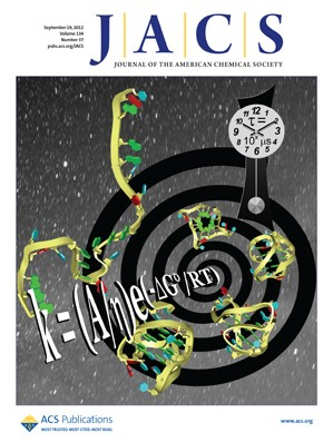 Journal of the American Chemical Society: Volume 134, Issue 37