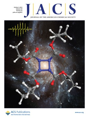 Journal of the American Chemical Society: Volume 134, Issue 39