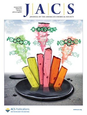 Journal of the American Chemical Society: Volume 135, Issue 1