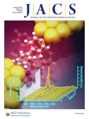Journal of the American Chemical Society: Volume 135, Issue 3