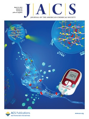 Journal of the American Chemical Society: Volume 135, Issue 10