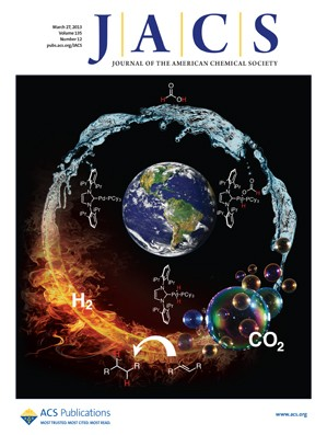 Journal of the American Chemical Society: Volume 135, Issue 12