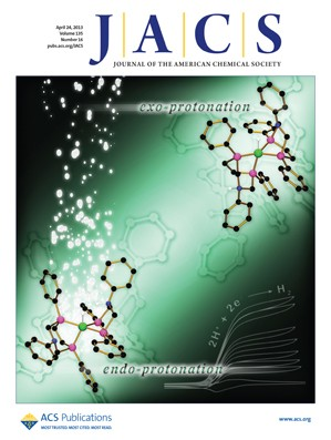 Journal of the American Chemical Society: Volume 135, Issue 16