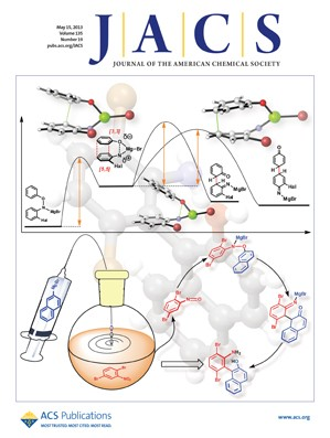 Journal of the American Chemical Society: Volume 135, Issue 19