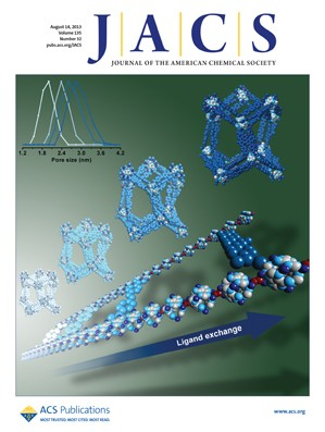 Journal of the American Chemical Society: Volume 135, Issue 32