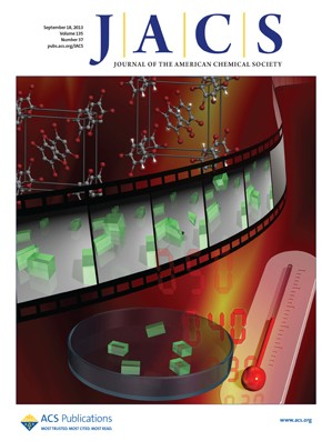 Journal of the American Chemical Society: Volume 135, Issue 37