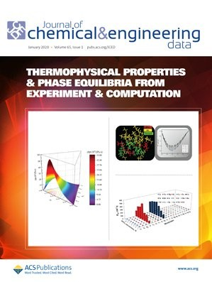 Journal of Chemical & Engineering Data: Volume 65, Issue 1