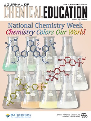 Journal of Chemical Education: Volume 92, Issue 10