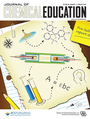 Journal of Chemical Education: Volume 93, Issue 1