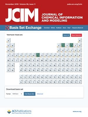 Journal of Chemical Information and Modeling: Volume 59, Issue 11