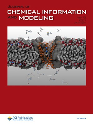 Journal of Chemical Information and Modeling: Volume 54, Issue 8