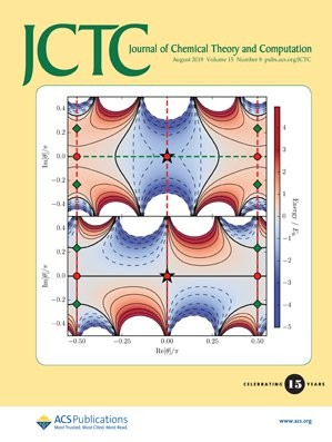 Journal of Chemical Theory and Computation: Volume 15, Issue 8