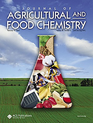 Journal of Agricultural and Food Chemistry: Volume 58, Issue 3