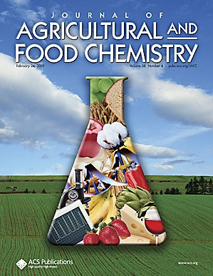 Journal of Agricultural and Food Chemistry: Volume 58, Issue 4