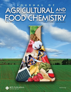 Journal of Agricultural and Food Chemistry: Volume 58, Issue 13