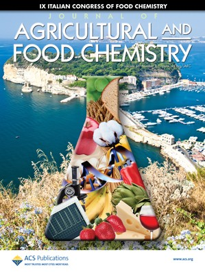 Journal of Agricultural and Food Chemistry: Volume 61, Issue 8