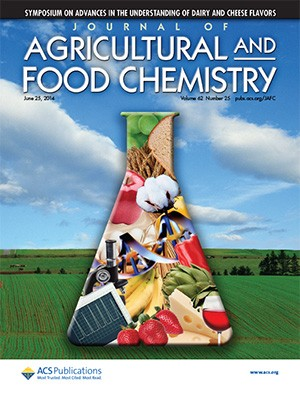 Journal of Agricultural and Food Chemistry: Volume 62, Issue 25