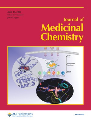 Journal of Medicinal Chemistry: Volume 61, Issue 8