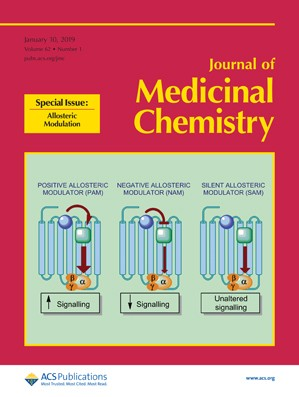 Journal of Medicinal Chemistry: Volume 62, Issue 1