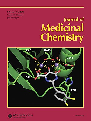 Journal of Medicinal Chemistry: Volume 53, Issue 3