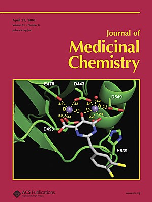 Journal of Medicinal Chemistry: Volume 53, Issue 8