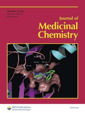 Journal of Medicinal Chemistry: Volume 54, Issue 22