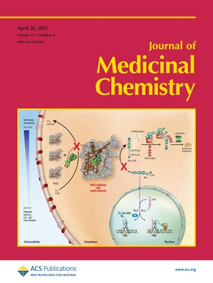 Journal of Medicinal Chemistry: Volume 55, Issue 8