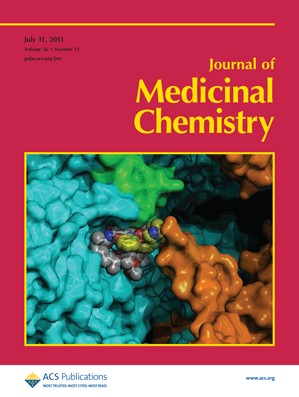 Journal of Medicinal Chemistry: Volume 56, Issue 13