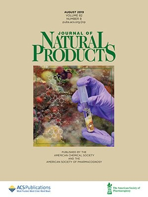 Journal of Natural Products: Volume 82, Issue 8