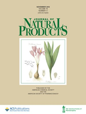 Journal of Natural Products: Volume 78, Issue 11