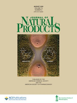 Journal of Natural Products: Volume 79, Issue 8