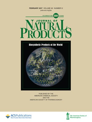 Journal of Natural Products: Volume 80, Issue 2
