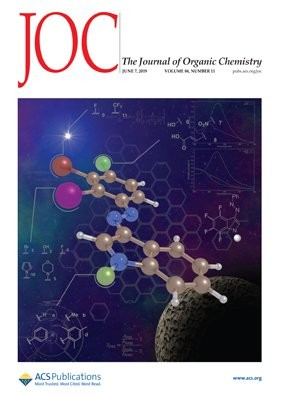 Journal of Organic Chemistry: Volume 84, Issue 11
