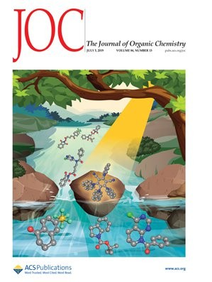 Journal of Organic Chemistry: Volume 84, Issue 13