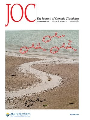 Journal of Organic Chemistry: Volume 84, Issue 17