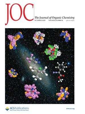 Journal of Organic Chemistry: Volume 84, Issue 20