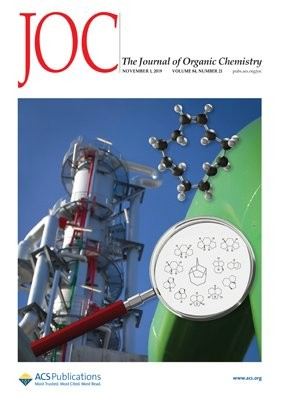Journal of Organic Chemistry: Volume 84, Issue 21