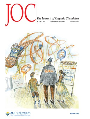 Journal of Organic Chemistry: Volume 84, Issue 7