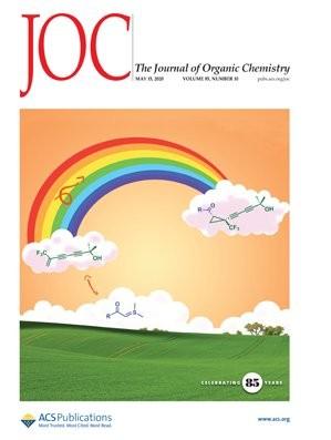 Journal of Organic Chemistry: Volume 85, Issue 10
