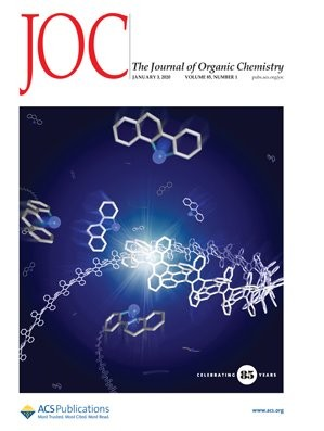 Journal of Organic Chemistry: Volume 85, Issue 1