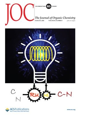Journal of Organic Chemistry: Volume 85, Issue 5