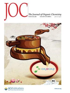 Journal of Organic Chemistry: Volume 85, Issue 6