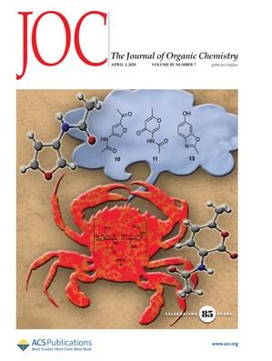 Journal of Organic Chemistry: Volume 85, Issue 7
